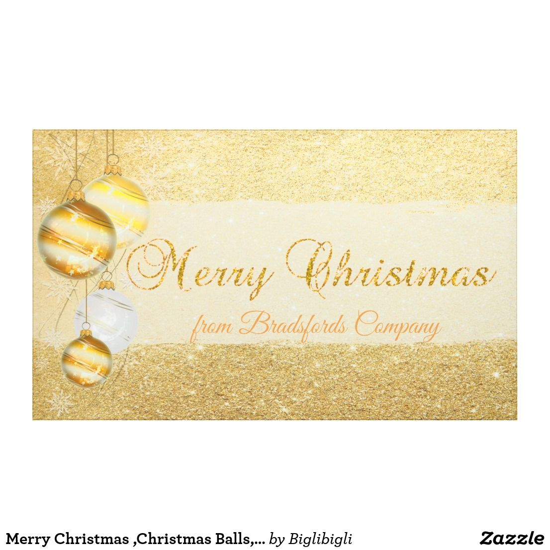 Classy Christmas Banners Company Service Banners