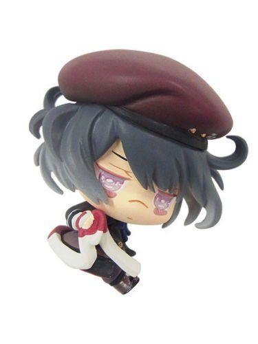 DIABOLIK LOVERS MORE,BLOOD Mini Figure Mascot Strap Azusa Japan Otomate DIABOLIK LOVERS