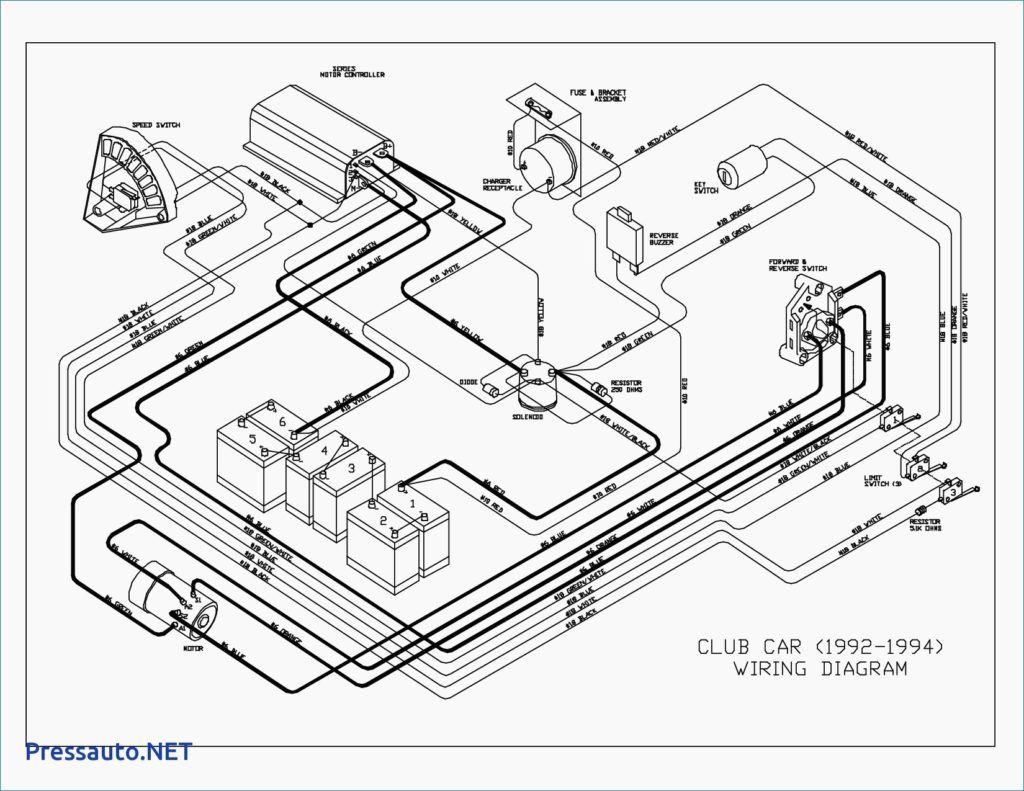 99 Club Car Wiring Diagram | Diagram design, Electrical ...