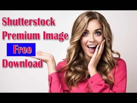 How To Download Shutterstock Premium Images Without Watermark For