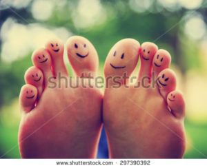 Welcome to My World - Our Wonderful Feet! Healthy Mind & Body - Alexis Unlimited