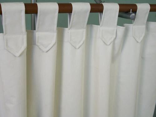 Cortinas listas c presillas tela black out p oscurecer - Como hacer unas cortinas para el salon ...