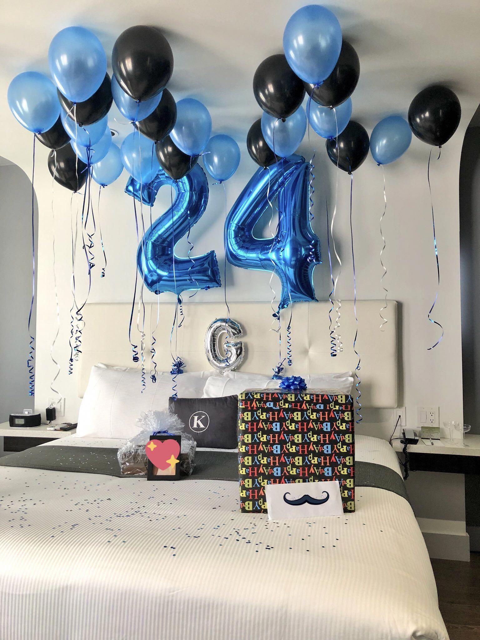 Boyfriend Surprise Boyfriendgiftsforhim Birthday