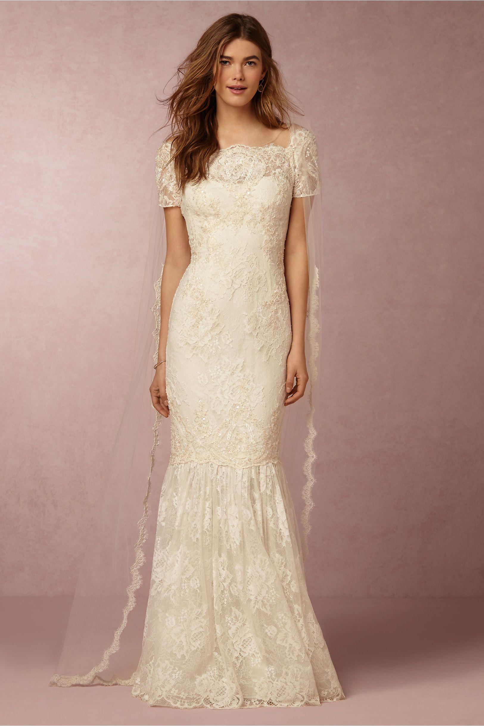 Affordable wedding dresses near me  BHLDN Ephra Gown in Sale at BHLDN  White Dresses  Pinterest