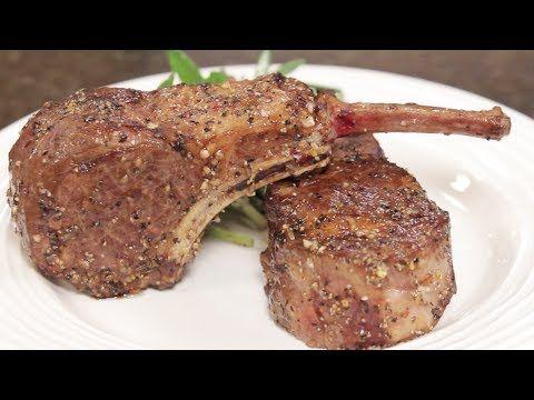 Xinjiang Cumin Lamb Recipe Grilled Lamb Chops Baked Lamb Chops Lamb Chop Recipes