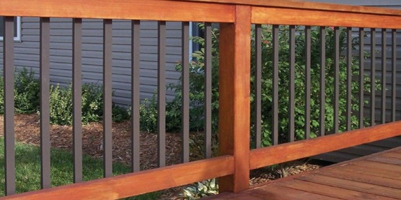 Learn How To Find Out How Many Balusters You Need To Complete Your Diy Deck Railing As Well As The Baluster Spacing That Will Work For Your Deck In 2020 Deck