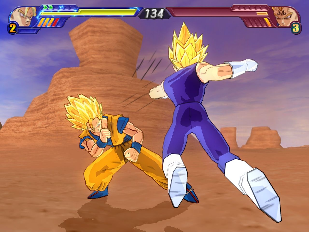 Dragon Ball Z Budokai Tenkaichi 3 Ps2 Version Review In 2021 Dragon Ball Z Dragon Ball Fighting Poses