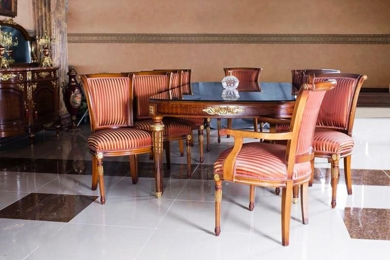 French Style Ormolumounted Dining Room Francois Linke Style Delectable Dining Room Empire Design Inspiration
