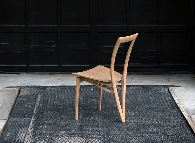 Exceptional Good Works: Reed Hansuld Does Good By Doing What He Loves  Furniture Making!