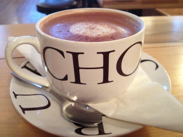 L.A. Burdick Chocolate in Boston, MA