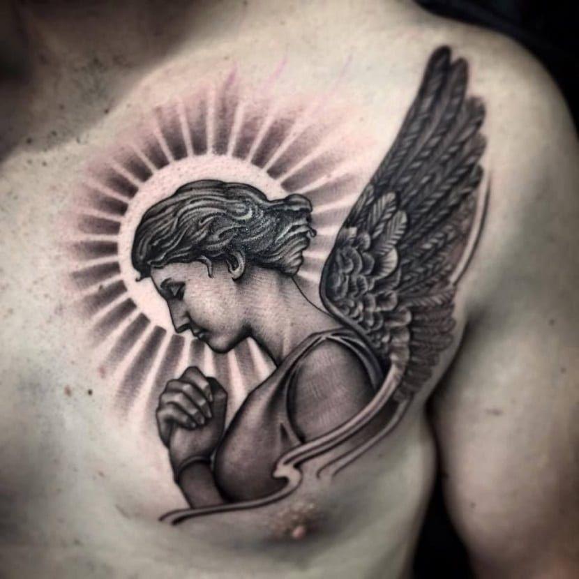 Tatuajes Para El Pecho Con Significado