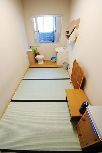 特集 死刑囚の生活空間公開 その日 までの生 医療設備充実 スタミナ焼き 人気 金網 生活 東京