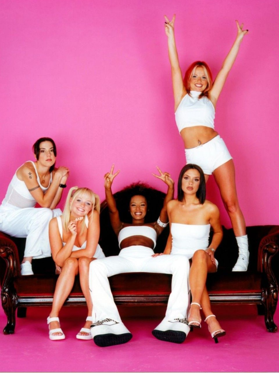 The spice girls naked