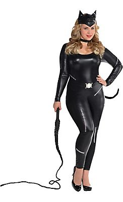 39d7831086a Adult PURRvocative Cat Costume Plus Size