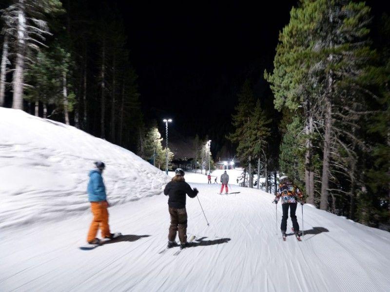 Masella cierra los primeros 6 días de esquí nocturno con 9