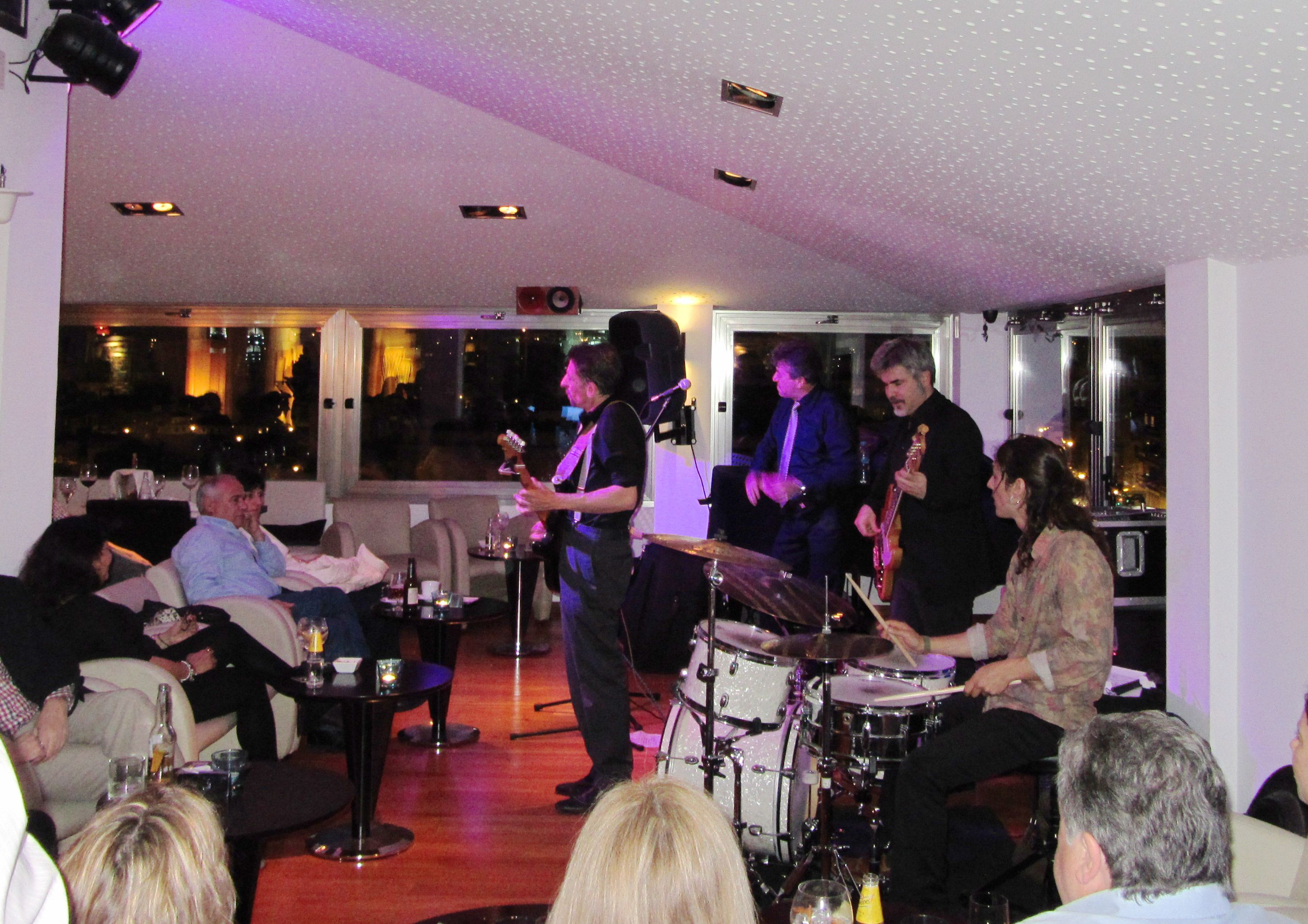 Concierto Mingo The Blues Intruders Concierto Hotel De Lujo Palma De Mallorca