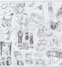 Manga Mangas Anime Naruto Storyboard  Mangas  Animes