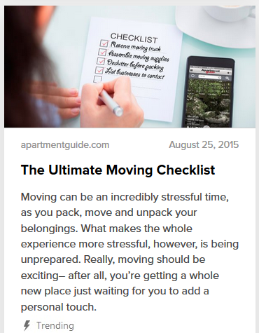 Trending The Ultimate Moving Checklist vahelpers