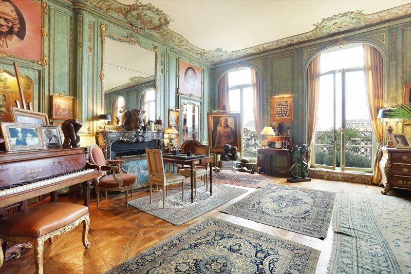 achat appartement paris 16 france 6 pi ces 4 chambres 290 m daniel f au immobilier. Black Bedroom Furniture Sets. Home Design Ideas