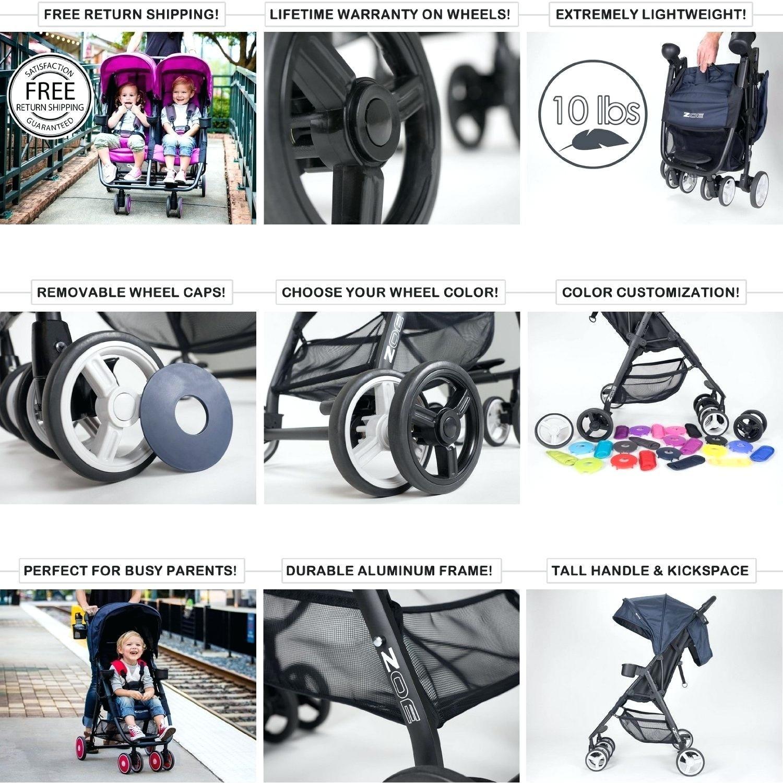 Leichte Baby Kinderwagen Zoe Xl Sport Xtra Leicht Einzelne