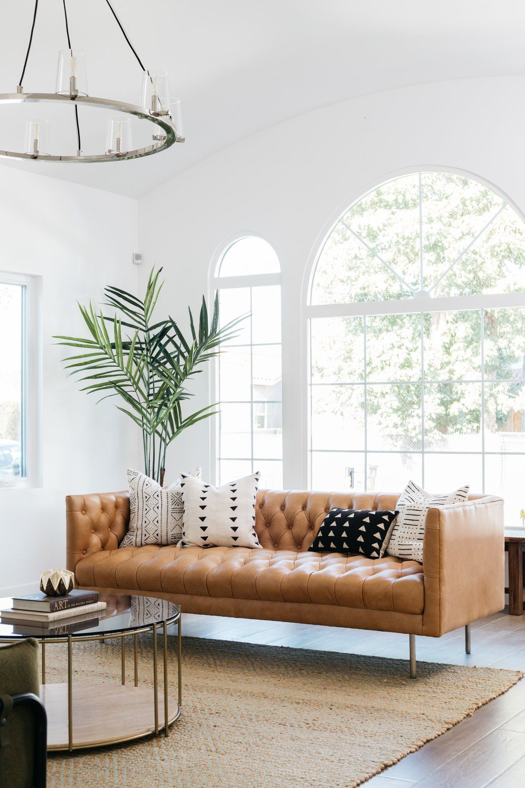 Photo 3 Of 20 In An Updated Spanish Style Abode With An Artist Studio Spanish Living Room Perfect Living Room Decor Spanish Style Interiors #spanish #living #room #decor