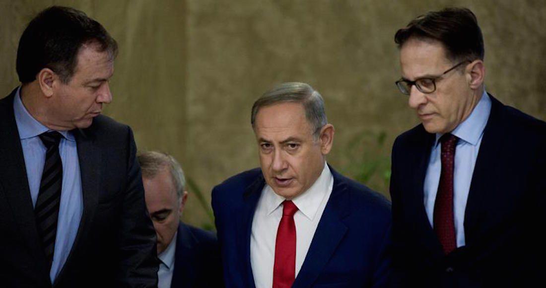 El ministerio del interior de israel pide a netanyahu que for Declaraciones del ministro del interior hoy