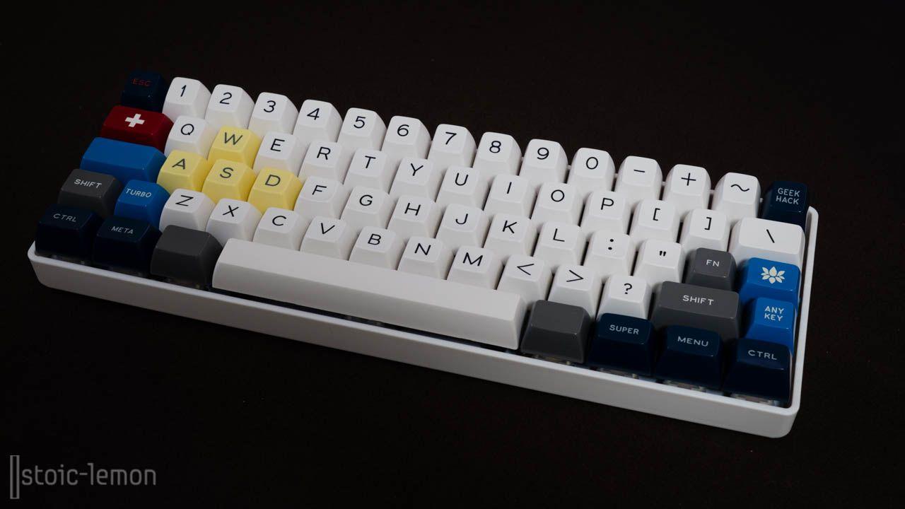 GH60 Satan | Mechanical Keyboards | Satan, Keyboard, Computer keyboard