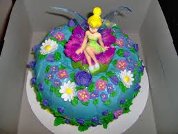 92 Tinkerbell Birthday Cake Toppers
