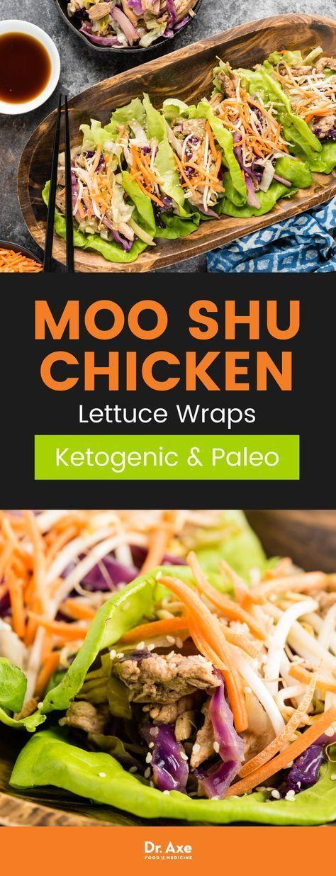 moo shu chicken lettuce wraps  recipe  moo shu chicken