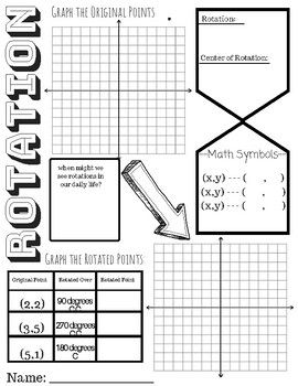 Use this doodle notes sheet to help students understand