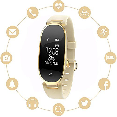 WFCL Fitness Tracker, Waterproof Activity Tracker with