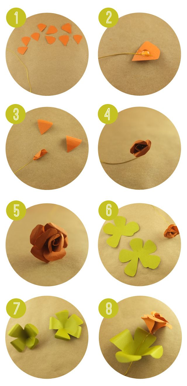 How To Make A Flower Crown With Paper Ukrandiffusion
