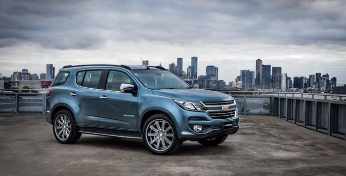 Chevrolet Trailblazer Indonesia Hadir 23 Februari 2017 Chevrolet