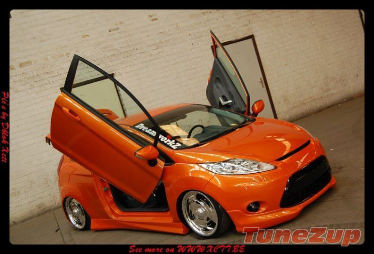 for sale ford fiesta mk7 with lsd doors tunezup tuned. Black Bedroom Furniture Sets. Home Design Ideas