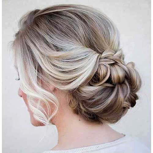 Bridesmaid Hairstyle Hair Styles Long Hair Styles Wedding Hairstyles