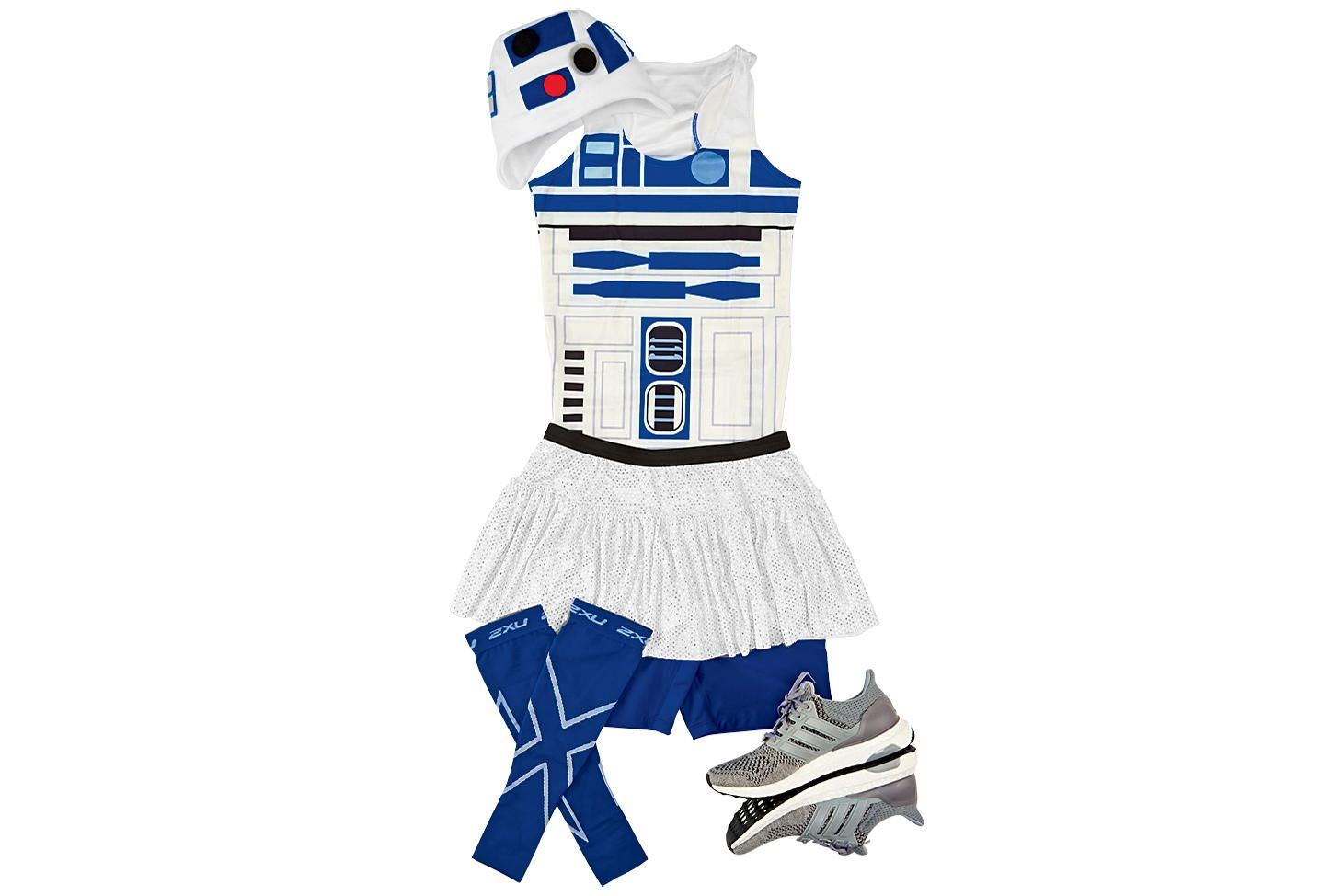 Star Wars-Themed Running Gear //.runnersworld.com/  sc 1 st  Pinterest & Star Wars-Themed Running Gear | Running gear Running and Running ...