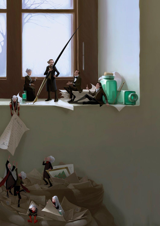 The Art Of Animation, Patricia Castelao