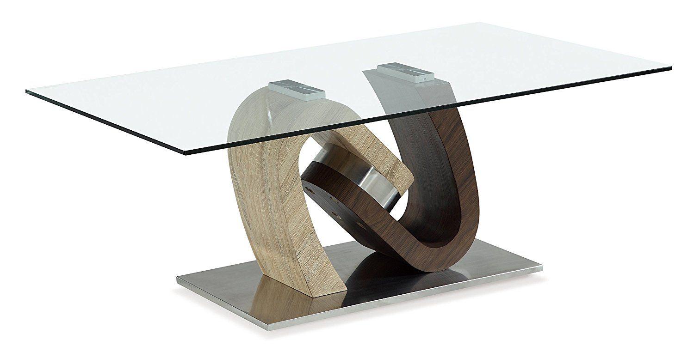 Amazon Com Global Furniture Coffee Table Walnut Oak Kitchen Dining Home Lounge Oak Coffee Table Coffee Table Rectangle Furniture