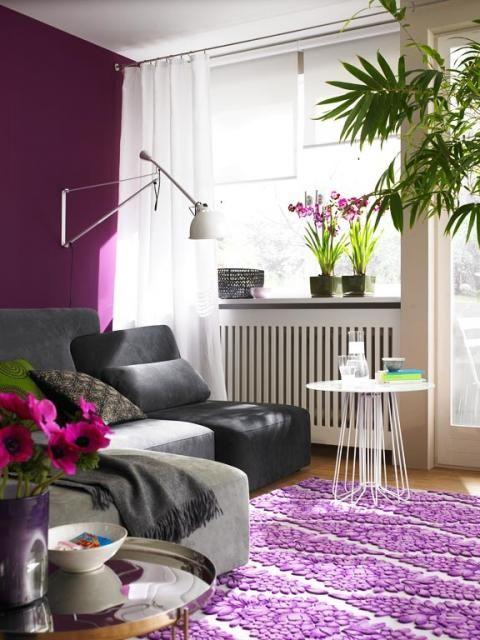 Vorher-Nachher: Kleines Wohnzimmer mit Essbereich | Kleine ...