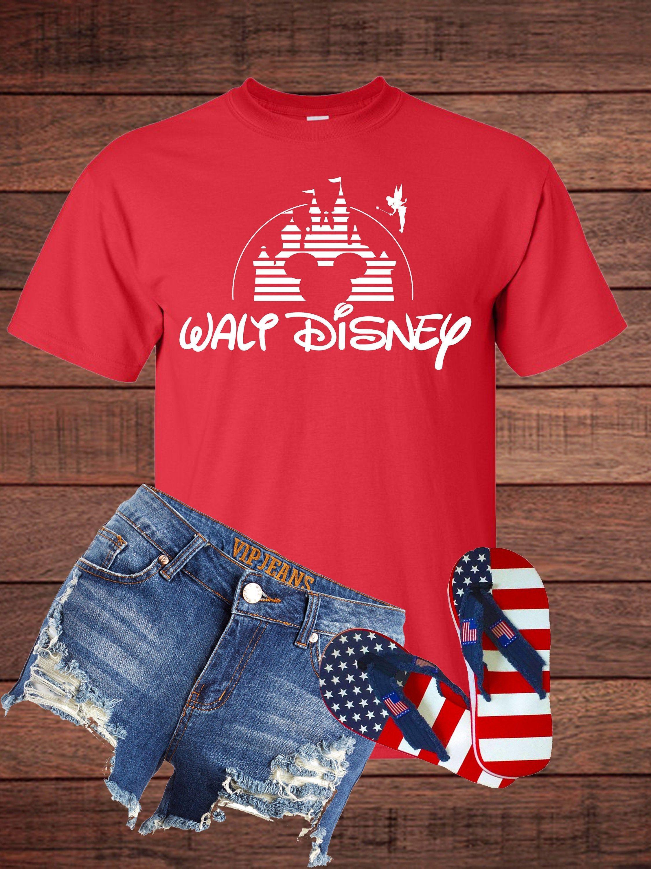 Buy this replica walt disney logo adult tshirt with