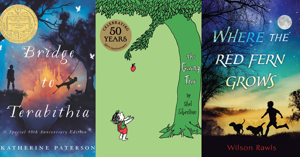 24 childrens books guaranteed to make you cry childrens