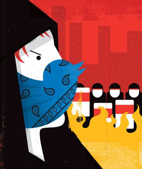 Social Media Activism --- Platforms like Facebook and Twitter make it easy to get a large backing behind protests or demonstrations. How could this impact our political system? Is this a good tool for widespread social change or just giving a voice to radical minorities? --- Want an Oratory that only YOU can give? HugSpeak's personalized coaching highlights your uniqueness while helping you win! www.hugspeak.com