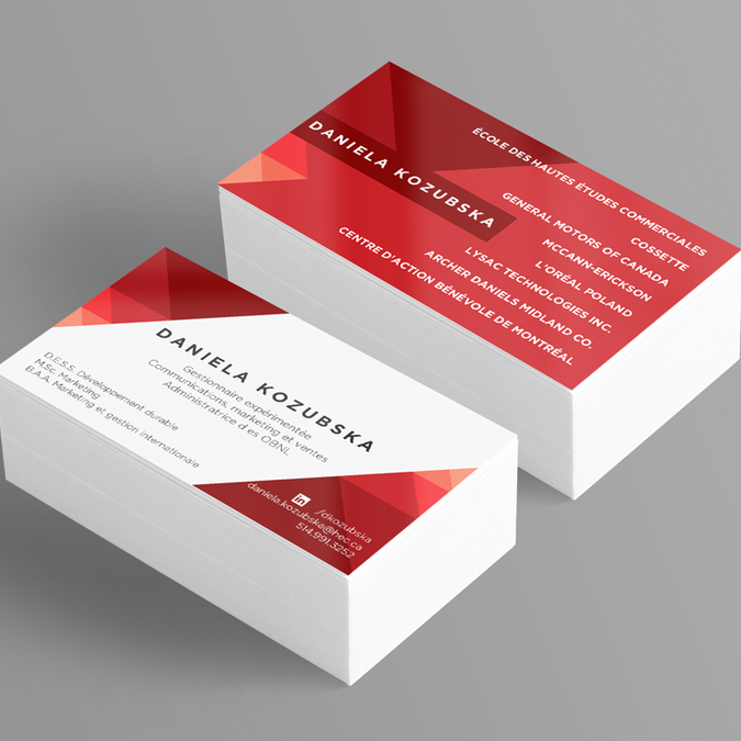 Job seeker in marketing communications and sales needs a business job seeker in marketing communications and sales needs a business card for networking events by reheart Gallery