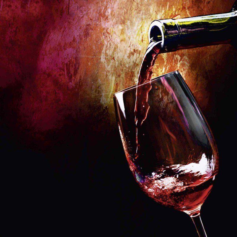 Artland Kuchenruckwande Anna Subbotina Wein Rotwein Schones
