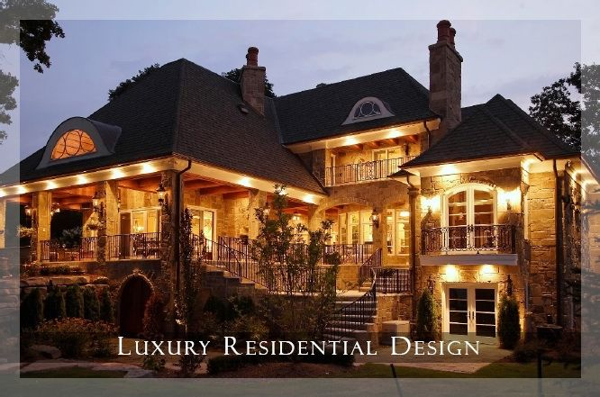 Luxury Home Plans Designs, Michigan Custom Home Designers, Residential Builders, Detroit Birmingham MI