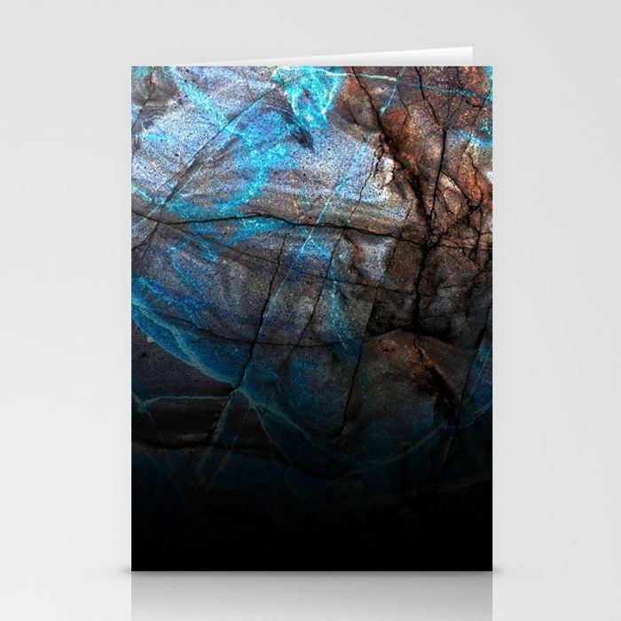 Buy Deep Blue Marble - Ombre black Stationery Cards by dominiquevari. Worldwide shipping available at Society6.com.     #stationery #greetingscard #card #marble #dark #black #deepblue #beautiful #dominiquevari #Society6