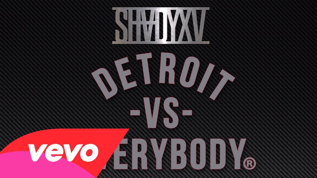 Nowplaying Eminem Royce Da 5 9 Big Sean Danny Brown Dej Loaf Trick Trick Detroit Vs Everybody Https Itun Eminem Detroit Detroit Vs Everybody