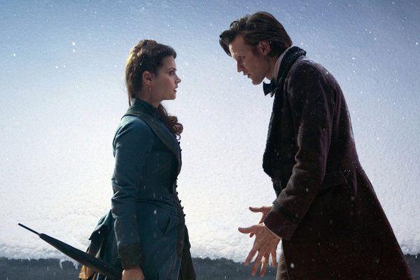 'Doctor Who' photos: Christmas special 2012 - 'The Snowmen'