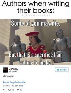 31 Funny Tweets That Are Way, Way Too Real For Writers