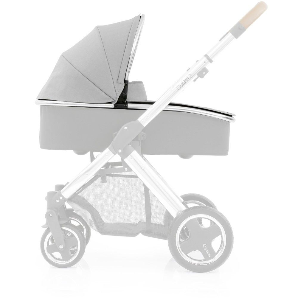 Oyster Max 2 Carrycot Colour Pack Black
